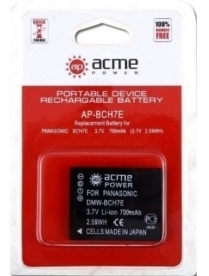 AcmePower AP-BCH7 для Panasonic