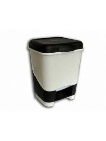(06775) С428 Контейнер педальный для мусора 20л (2)