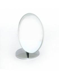 (29785) Зеркало Овал настольное 15см пластик 228-5