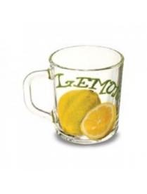 "Кружка 200мл ""Лимон К"" серия ""Green tea"" OCZ1335/1LM-K (20)"