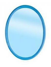 "(30985) Зеркало ""Соната"" (светло-голубой) А0108 (5)"