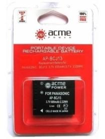 AcmePower BCJ13 для Panasonic DMC-LX5/ TS10/ FH2
