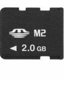 MEMORY STICK 2 Gb Micro M2