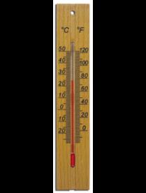(35526) Термометр комнатный деревянный мод. ТБ-206 уп. блистер