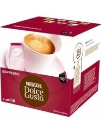 Капсулы к кофемашине Нескафе Дольче Густо Эспрессо