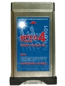 Модуль доступа DRE CRYPT MPEG4+Смарт-карта Триколор-Центр