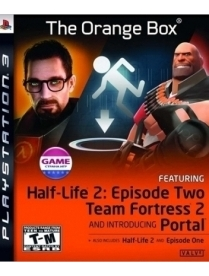 PS3 Half-Life 2: the Orange Box
