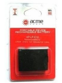 AcmePower AP-LP-E10 для Canon