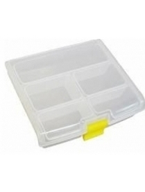 Блок для мелочей 144х165х36мм Прозрачный М2951