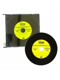 CD-R 700MB bulk 1шт. Mirex Vinyl /1100919/