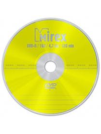 Диск DVD+R 4.7Gb 16x bulk 1шт. Mirex /4760900/