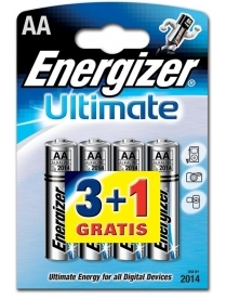 286 ENERGIZER Maximum LR03 3+1 бесплатно