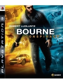 PS3 Bourne Conspiracy