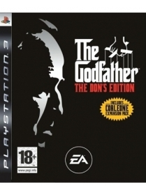 PS3 Godfather: the Don s Edition