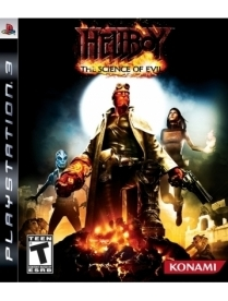 PS3 Hellboy: Science of Evil