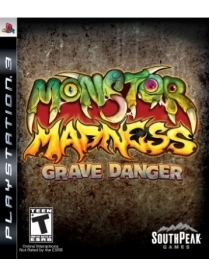 PS3 Monster Madness: Grave Danger