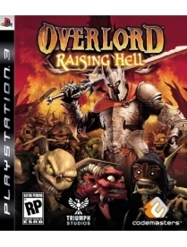 PS3 Overlord: Raising Hell
