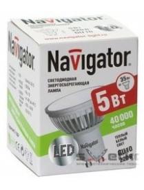 Navigator 94 130 NLL-PAR16-5-230-4.2K-GU10 светодиодная