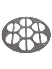 """(40634) Форма для вареников алюминевая """"Вареничница"""""""