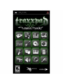PSP Traxxpad: Portable Studio