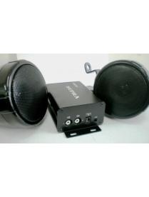 SUPRA SAM-201 Аудиосистема для мотоциклов