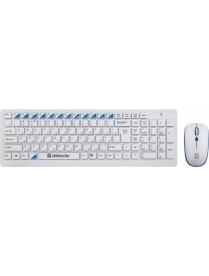 Набор Клавиатура + мышь Skyline 895 Nano W (Белый) 45895