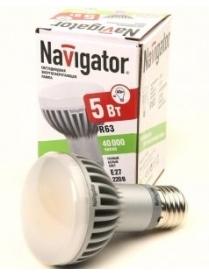 Navigator 94 258 NLL-R63-5-230-2.7K-E27 светодиодная