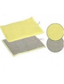 (41340) Губка из микрофибры SpM-01, 2шт в наборе размер: 12*9*1см 310212