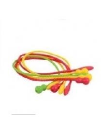 (41259) 985826 Набор шнурков для приготовления пищи (5штук) AS-L36/5 длина 36см (силикон)