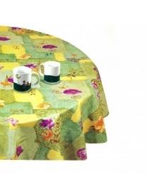 (42400) Клеёнка столовая LINEAL FLORISTA 01188.02 1,40*20м