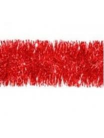 (42859) Мишура А025 лавсан красный 10см*2м 6 слоёв (24)