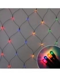 """""""Сетка"""" Ш:1,2 м, В:1,1 м, нить силикон, LED-144-220V, контр. 8 р, МУЛЬТИ 671624""""Сетка"""" Ш:1,2 м, В:1,"""