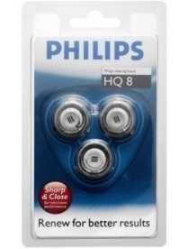 Philips HQ8/50 реж.блок 3шт