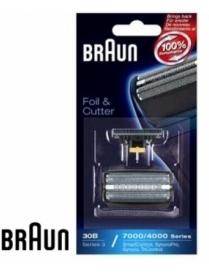 Braun 30B Сетка и режущий блок Series3 SYNCRO 7000