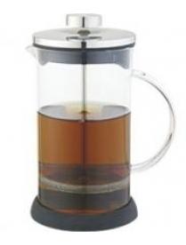(44052) 950065 Чайник/кофейник (кофе-пресс) стеклянный GFP01-350ML,цвет-черный
