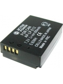 AcmePower LP-E12 (7.2V, min 800mAh, Li-ion) для Canon EOS M