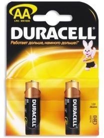 316 DURACELL Basic LR06 12BL (2*6/120)