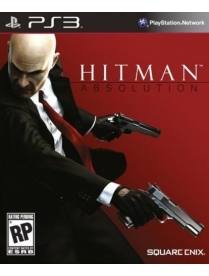 PS3: Hitman Absolution рус. вер.
