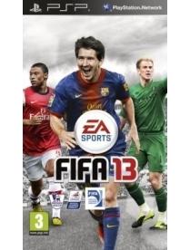 PSP: FIFA 13 рус. вер.