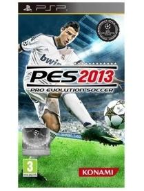 PSP: Pro Evolution Soccer 2013 рус. субтитры