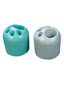 (12924) С213 Подставка для зубных щеток 10682-2 (24)