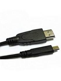 A/V шнур HDMI-microHDMI(M) 1.8м Defender HDMI08-06PRO (ver. 1.4) 87461