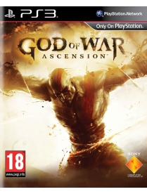 PS3 God of War: Восхождение