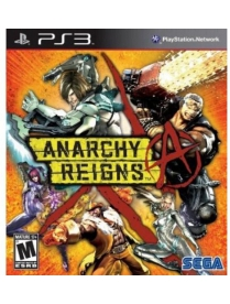 PS3 Anarchy Reigns. Limited Edition