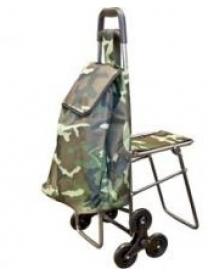 093535 (46416) Тележка с сумкой С-302 50кг