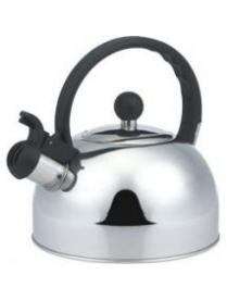 900058 Чайник из нерж. стали DJA-3033 (3,0 литра,со свистком,капсульное дно) (46389)