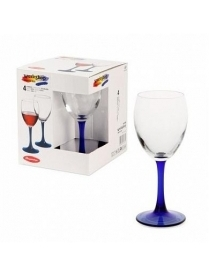 (01780) 44799 БОР Империал Плюс набор 6 бокалов для вина 240мл (4)