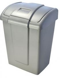 """(047170) С339 Контейнер для мусора """"Форте"""" 6л"""