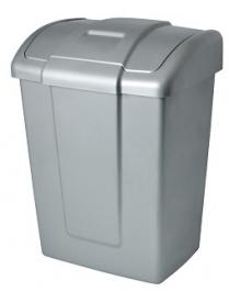 """(047168) С342 Контейнер для мусора """"Форте"""" 19л"""