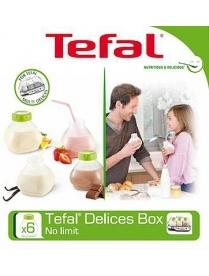 Бутылочки для приготовления питьевого йогурта Tefal XF102032
